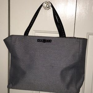 Sweet Kate Spade Tote with plaid lining
